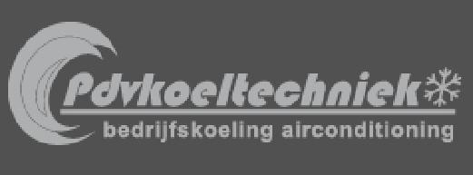 Pdvkoeltechniek logo